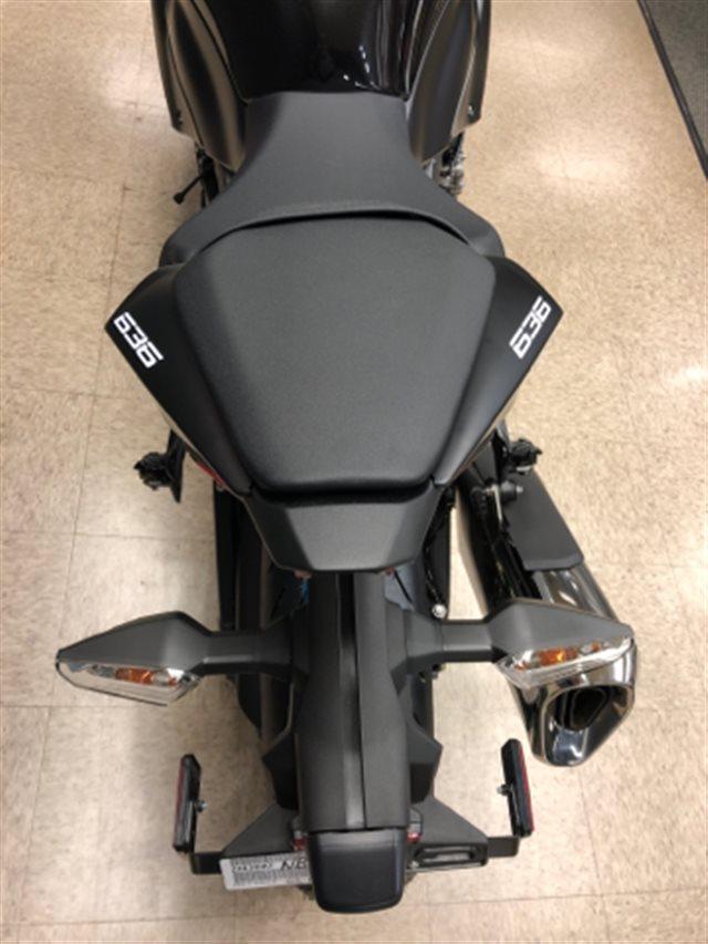 2019 Kawasaki Ninja ZX-6R Base at Sloan's Motorcycle, Murfreesboro, TN, 37129
