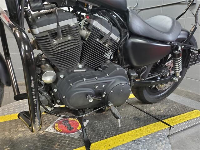 2009 Harley-Davidson Sportster Iron 883 at Used Bikes Direct