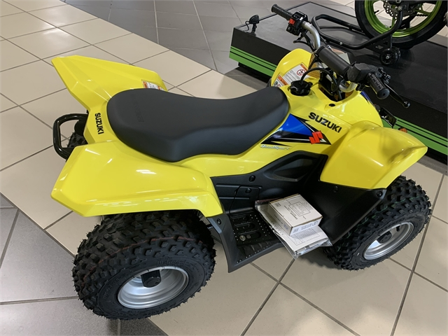 2021 Suzuki QuadSport Z50 at Star City Motor Sports