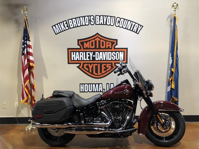 2020 Harley-Davidson Softail Heritage Classic 114 at Mike Bruno's Bayou Country Harley-Davidson
