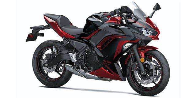 2021 Kawasaki Ninja 650 ABS at Prairie Motor Sports