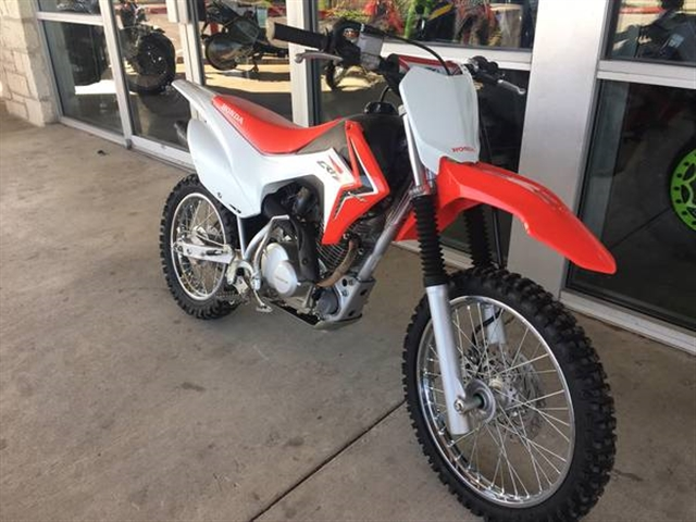 2018 Honda CRF 125F (Big Wheel) at Kent Motorsports, New Braunfels, TX 78130