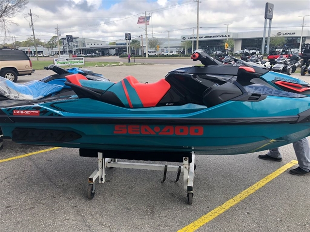2019 Sea-Doo Wake Pro 230 w/ IBR & Sound System at Jacksonville Powersports, Jacksonville, FL 32225
