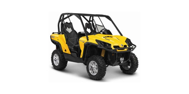 2014 Can-Am Commander 1000 XT at ATVs and More