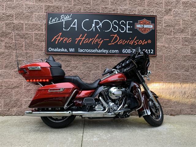 2015 Harley-Davidson Electra Glide Limited Ultra Limited at La Crosse Area Harley-Davidson, Onalaska, WI 54650