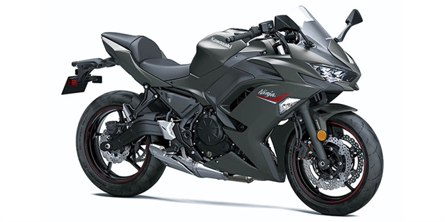 2022 Kawasaki Ninja 650 Base at Friendly Powersports Slidell