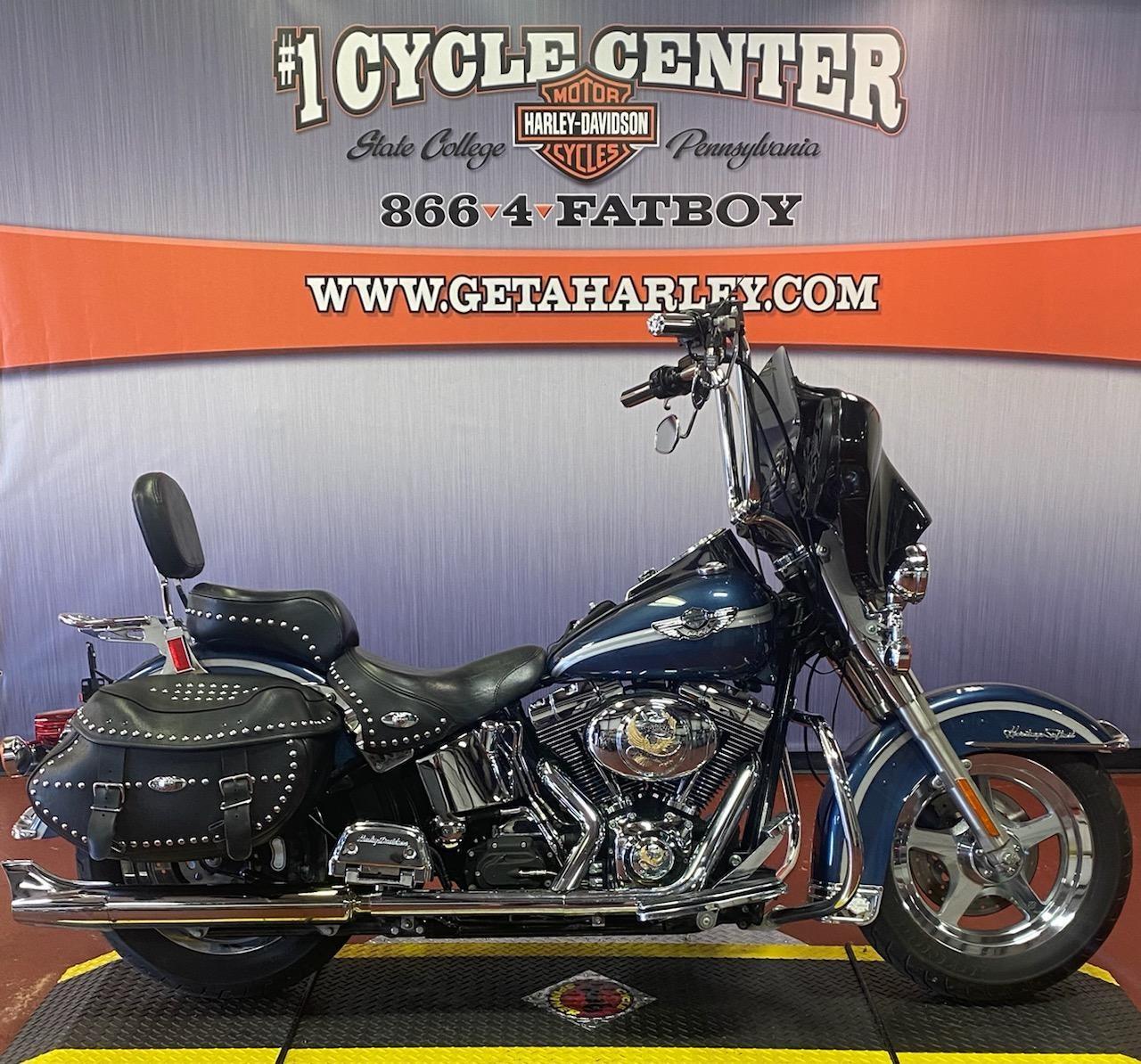2003 Harley-Davidson FLSTC at #1 Cycle Center Harley-Davidson