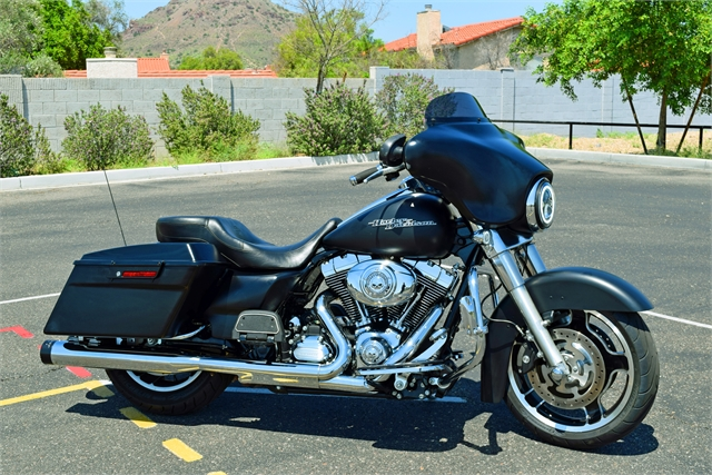 2012 Harley-Davidson Street Glide Base at Buddy Stubbs Arizona Harley-Davidson