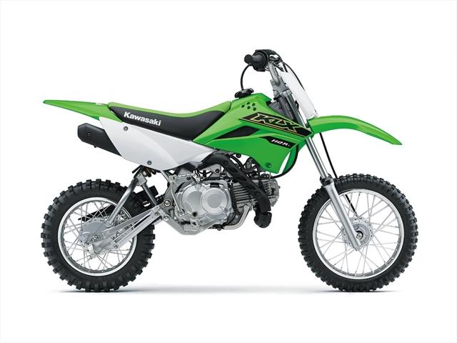 2021 Kawasaki KLX 110R L at Lynnwood Motoplex, Lynnwood, WA 98037