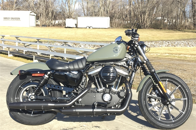 2021 Harley-Davidson Street XL 883N Iron 883 at Harley-Davidson of Asheville