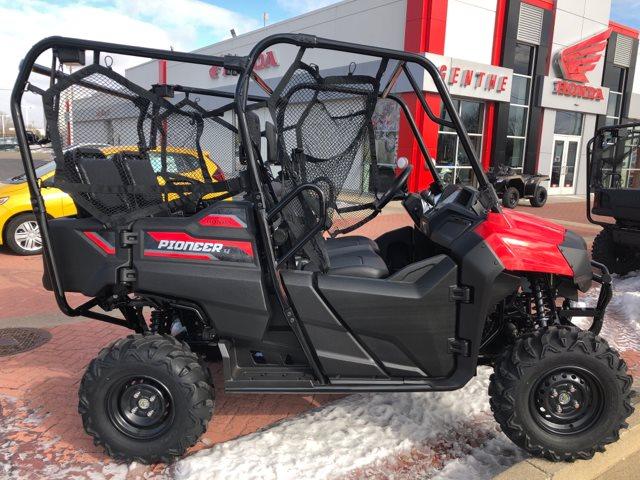2019 Honda PIONEER 700 4 SEAT at Genthe Honda Powersports, Southgate, MI 48195