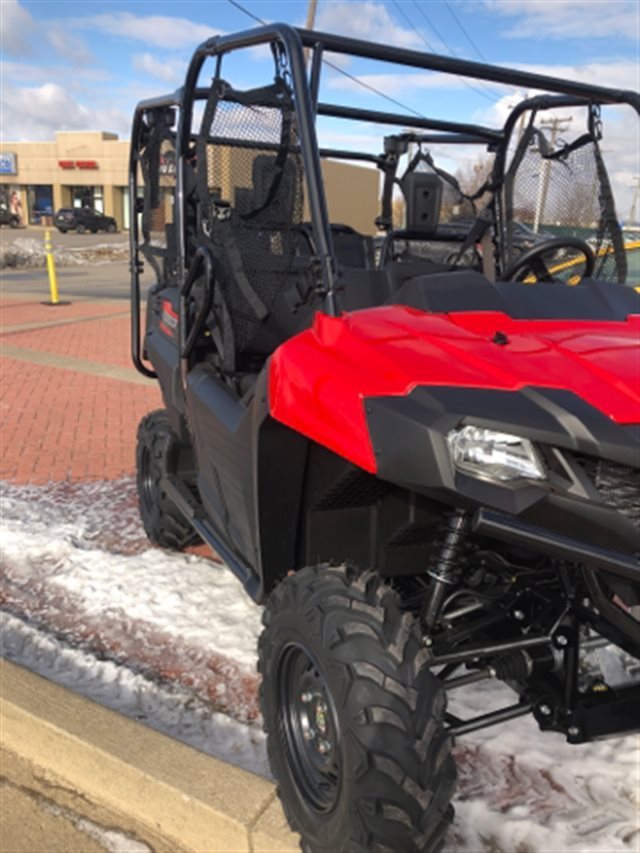 2019 Honda PIONEER 700 4-SEAT Base at Genthe Honda Powersports, Southgate, MI 48195