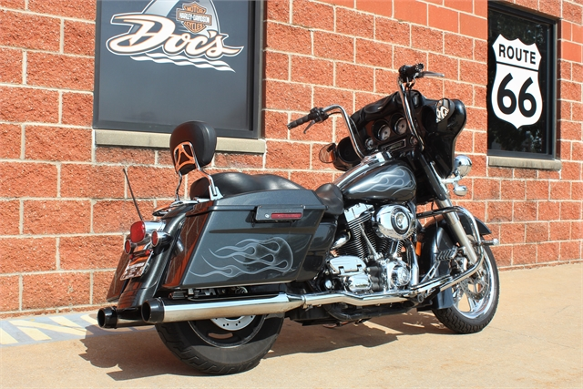 2007 Harley-Davidson Street Glide Base at Doc's Harley-Davidson