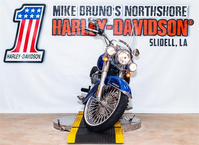 2017 Harley-Davidson Softail Deluxe at Mike Bruno's Northshore Harley-Davidson