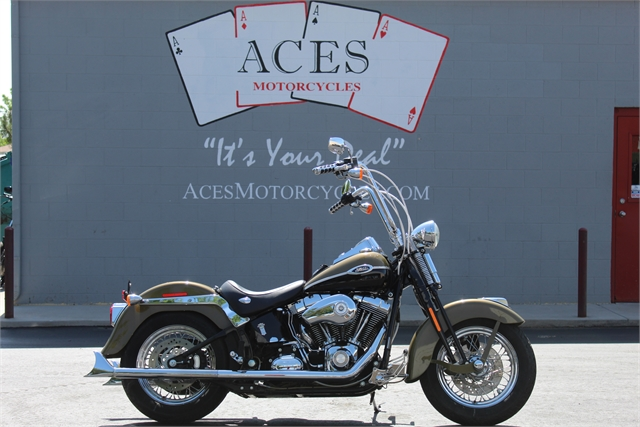 2007 Harley-Davidson Softail Springer Classic at Aces Motorcycles - Fort Collins