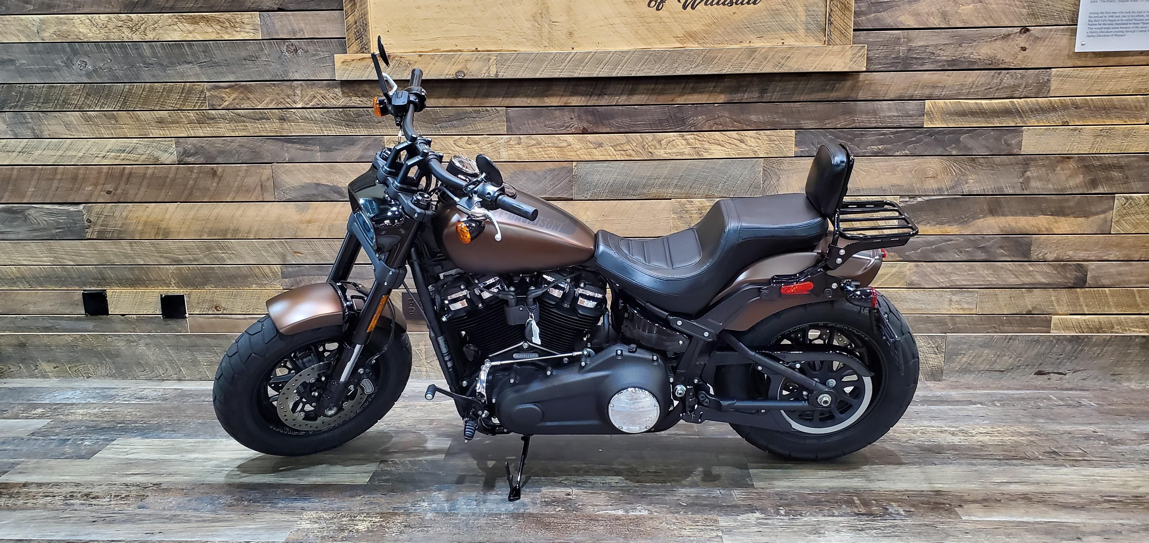 2019 Harley-Davidson Softail Fat Bob 114 at Bull Falls Harley-Davidson