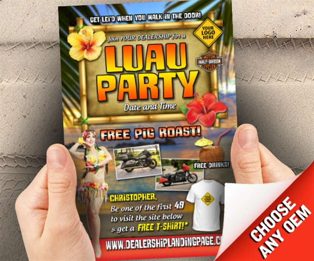 Luau Party  at PSM Marketing - Peachtree City, GA 30269
