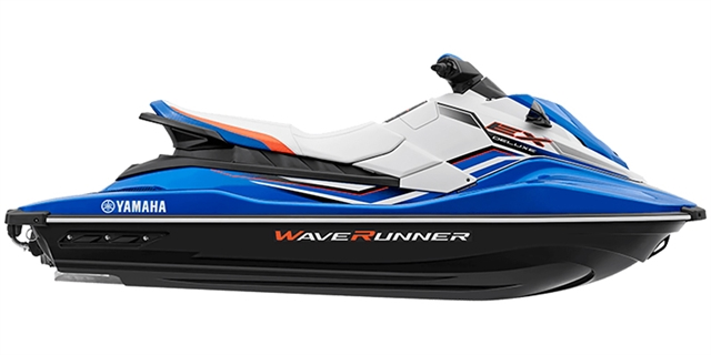 2019 Yamaha WaveRunner EX Deluxe at Yamaha Triumph KTM of Camp Hill, Camp Hill, PA 17011