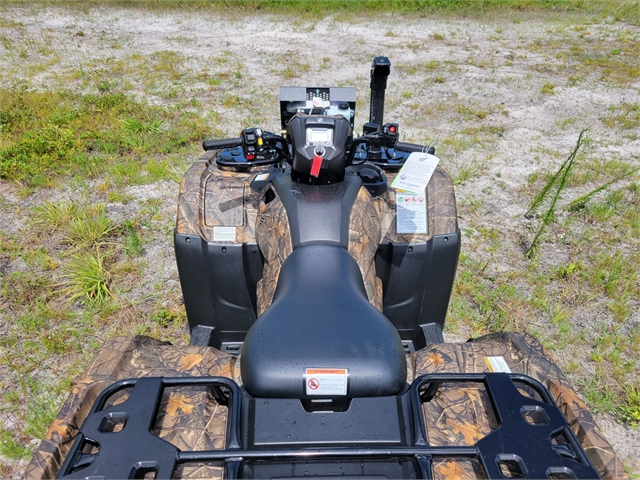 2021 Honda FourTrax Rancher 4X4 Automatic DCT IRS EPS at Powersports St. Augustine