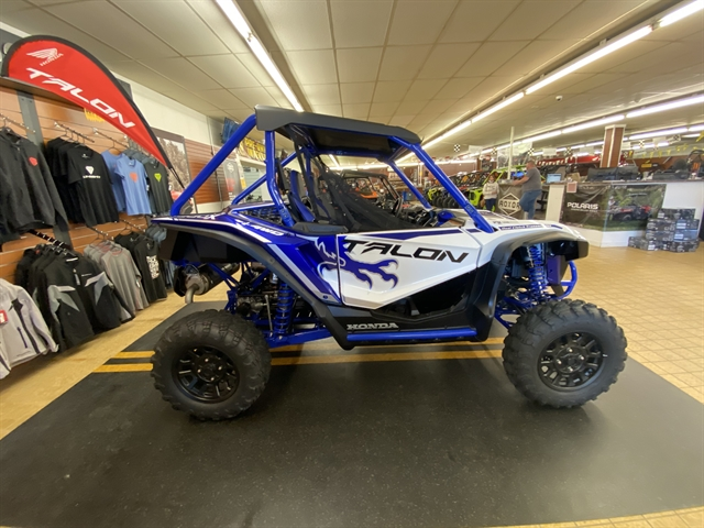 2021 Honda Talon 1000X FOX Live Valve at Southern Illinois Motorsports