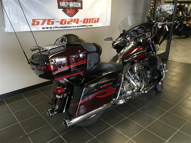 2013 Harley-Davidson Electra Glide CVO Ultra Classic at Champion Harley-Davidson®, Roswell, NM 88201