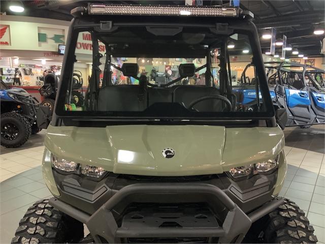 2021 Can-Am Defender MAX DPS HD8 at Midland Powersports