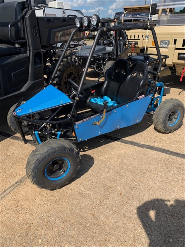 2019 BENNCHE GK125M at Campers RV Center, Shreveport, LA 71129