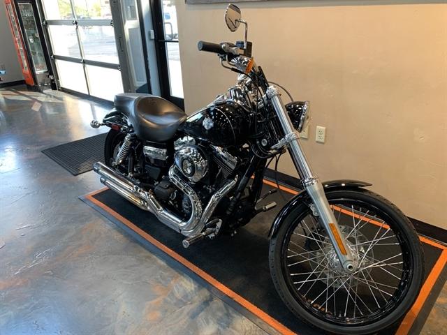 2014 Harley-Davidson Dyna Wide Glide at Vandervest Harley-Davidson, Green Bay, WI 54303