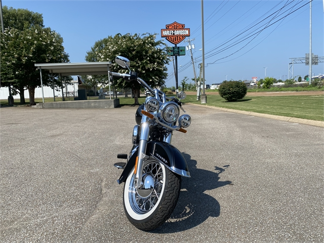 2019 Harley-Davidson Softail Deluxe at Bumpus H-D of Jackson