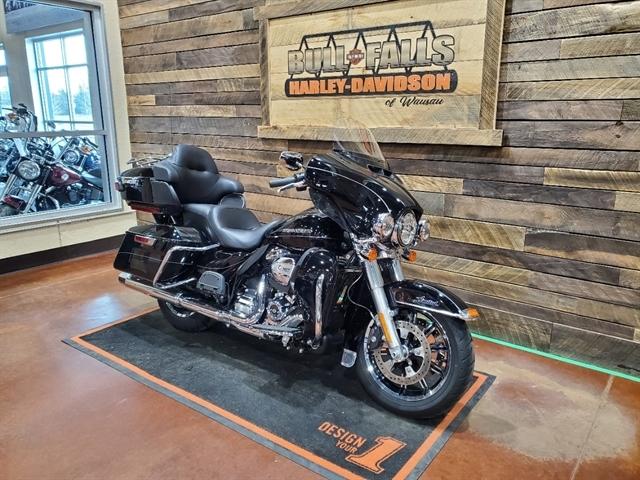 2017 Harley-Davidson Electra Glide Ultra Limited at Bull Falls Harley-Davidson