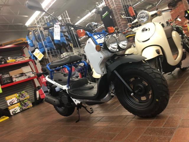 2022 Honda Ruckus Base at Wild West Motoplex