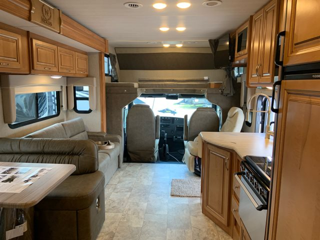 2020 Nexus Wraith 35W at Campers RV Center, Shreveport, LA 71129