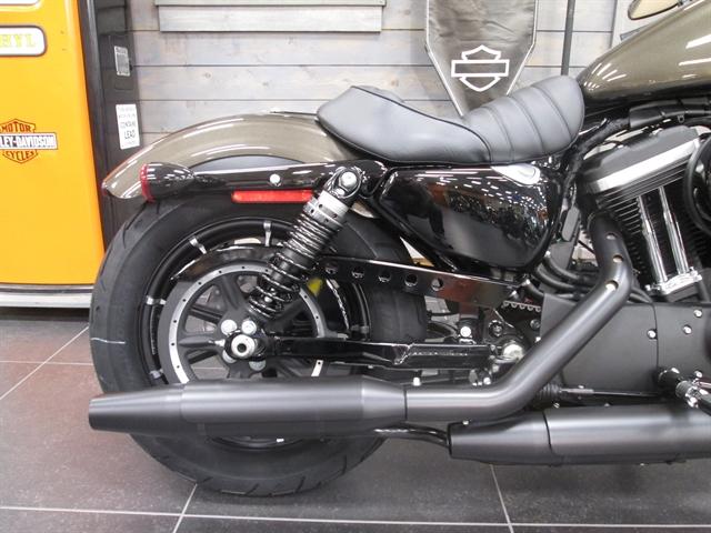 2020 Harley-Davidson Sportster Iron 883 at Hunter's Moon Harley-Davidson®, Lafayette, IN 47905
