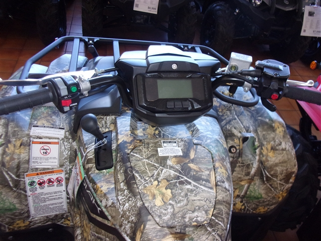 2019 Yamaha Kodiak 700 EPS Camo at Bobby J's Yamaha, Albuquerque, NM 87110