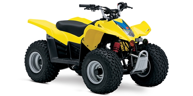 2021 Suzuki QuadSport Z50 at Santa Fe Motor Sports