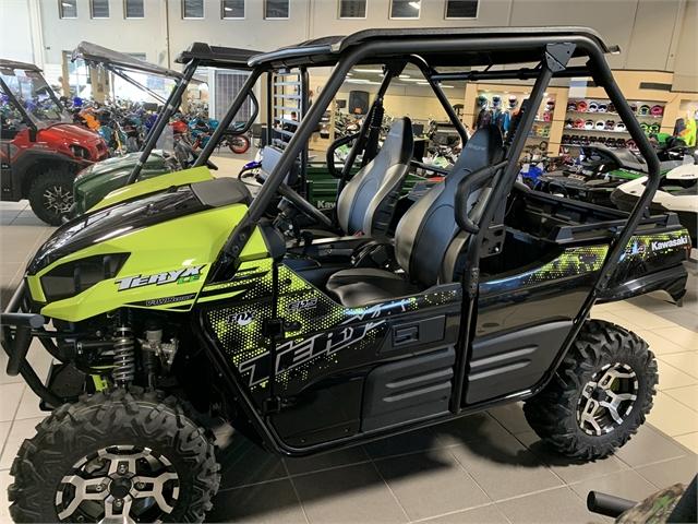 2021 Kawasaki Teryx LE at Star City Motor Sports