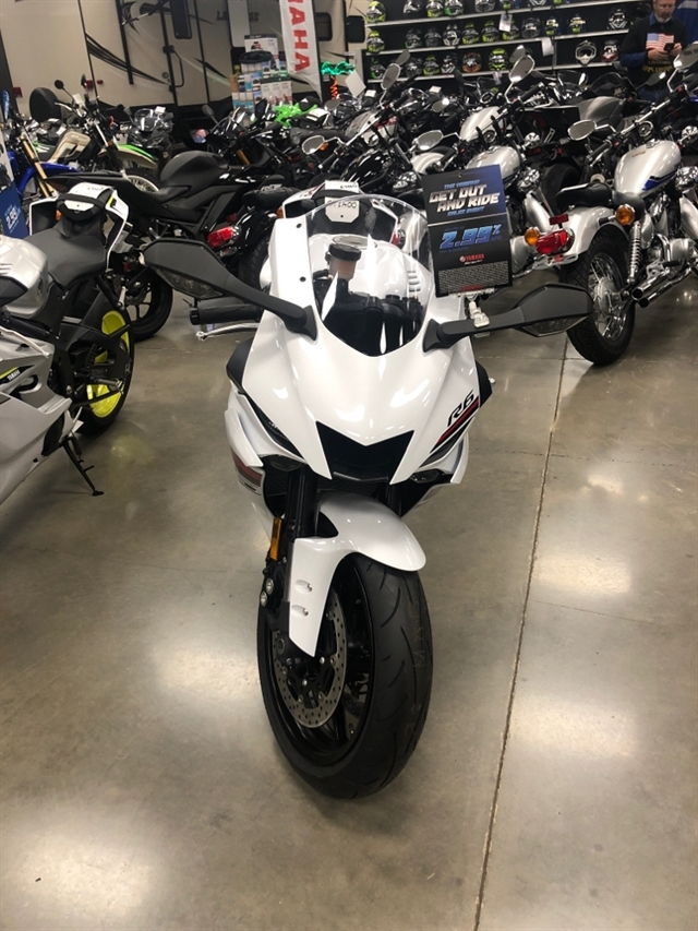 2019 Yamaha YZF R6 at Youngblood Powersports RV Sales and Service