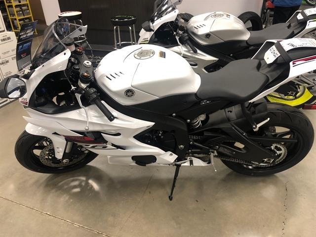 2019 Yamaha YZF R6 at Youngblood RV & Powersports Springfield Missouri - Ozark MO