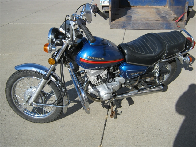 1979 Honda CM185 at Brenny's Motorcycle Clinic, Bettendorf, IA 52722