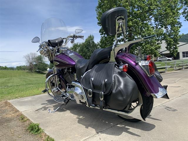 2000 Harley-Davidson FLSTS at Harley-Davidson of Asheville