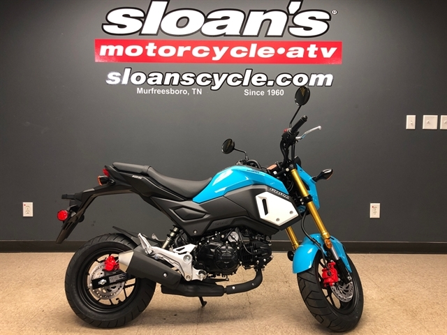 2020 Honda Grom Base at Sloans Motorcycle ATV, Murfreesboro, TN, 37129