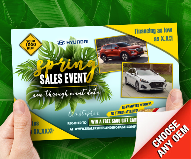 Spring Open House Automotive at PSM Marketing - Peachtree City, GA 30269