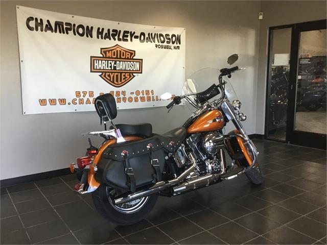 2016 Harley-Davidson Softail Heritage Softail Classic at Champion Harley-Davidson