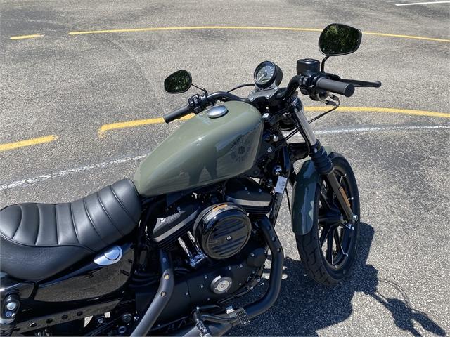 2021 Harley-Davidson Street XL 883N Iron 883 at Bumpus H-D of Jackson