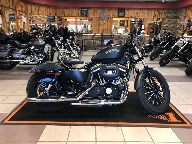 2014 Harley-Davidson Sportster Iron 883 at High Plains Harley-Davidson, Clovis, NM 88101