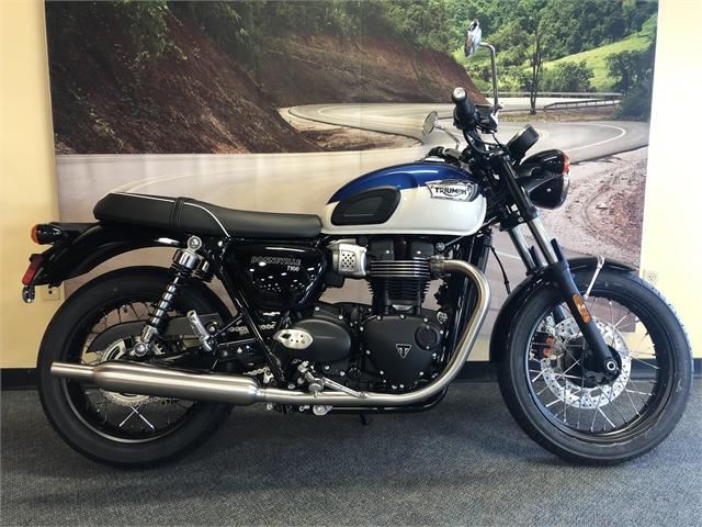 2022 Triumph Bonneville T100 Base at Yamaha Triumph KTM of Camp Hill, Camp Hill, PA 17011