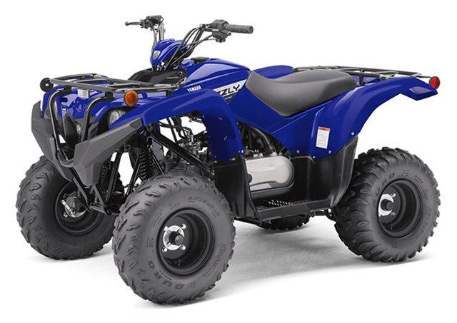 2020 Yamaha Grizzly 90 at Sloans Motorcycle ATV, Murfreesboro, TN, 37129