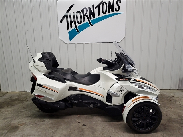 2016 Can-Am Spyder RT Base at Thornton's Motorcycle - Versailles, IN