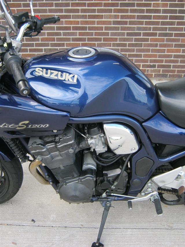 1997 Suzuki 1200 Bandit S GSX1200F at Brenny's Motorcycle Clinic, Bettendorf, IA 52722
