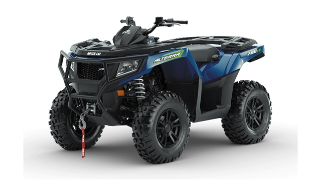 2021 Arctic Cat Alterra 700 EPS at Harsh Outdoors, Eaton, CO 80615